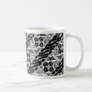 Abstract and Ornate Classical Pattern Coffee Mug