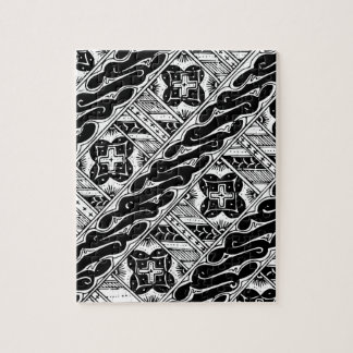 Abstract and Ornate Classical Pattern Jigsaw Puzzle