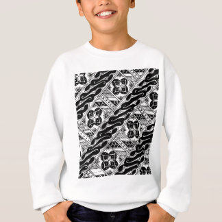 Abstract and Ornate Classical Pattern Sweatshirt