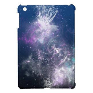 Abstract Angel Space Storm iPad Mini Case