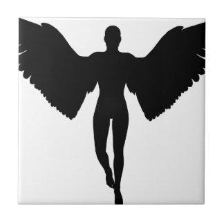 Abstract Angel Tile