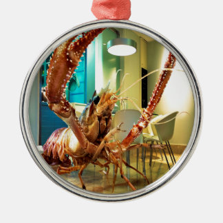 Abstract Animal Lobster House Christmas Tree Ornament