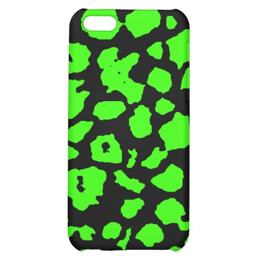 Abstract Animal Pern Background Colourful Case For iPhone 5C