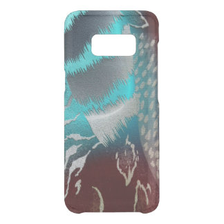 Abstract animal print on Samsung Galaxy s8 case
