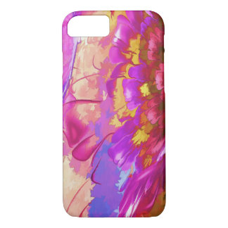 Abstract Apple iPhone 7, Barely There Phone Case
