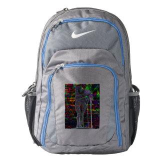 Abstract Aquarius Goddess Backpack