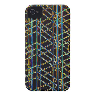 Abstract Architecture iPhone 4 Cover