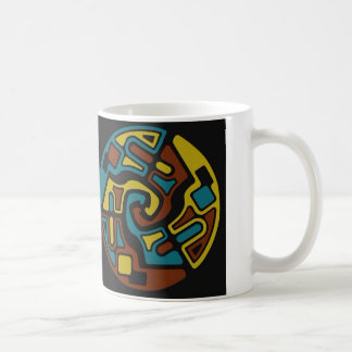 Abstract Arrows Coffee Mug