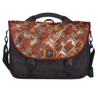 Abstract Art 130 Laptop Bags