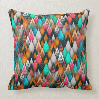 Abstract Art 175A-D Image Options Cushion