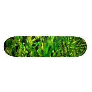 Abstract Art 19.7 Cm Skateboard Deck
