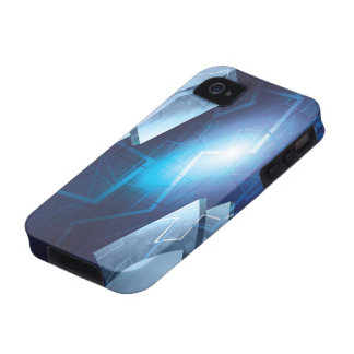 Abstract Art 1 Case-Mate Case Vibe iPhone 4 Cover