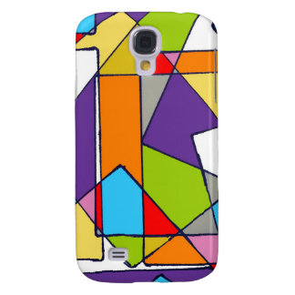 Abstract Art 1 Galaxy S4 Cover