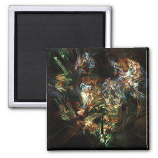 Abstract Art 1 Magnet