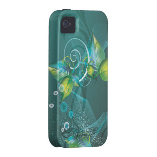 Abstract Art 24 Case-Mate Case iPhone 4/4S Case