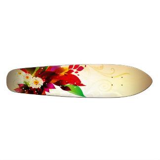 Abstract Art 25 Skateboard