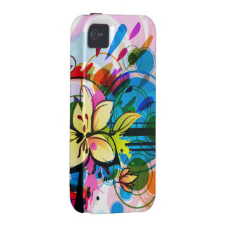 Abstract Art 26 Case-Mate Case iPhone 4/4S Covers