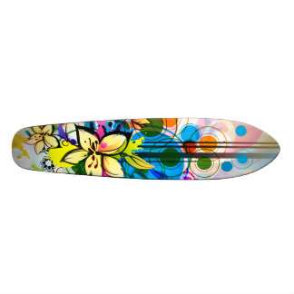 Abstract Art 26 Skateboard