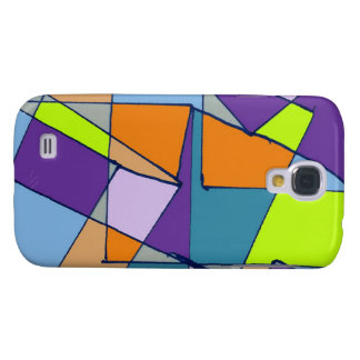 Abstract Art 2 Galaxy S4 Case
