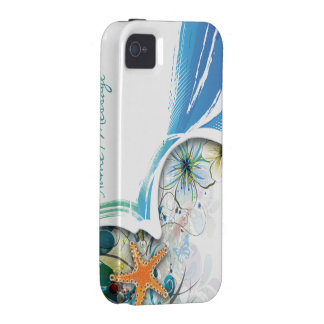 Abstract Art 30 Case-Mate Case Vibe iPhone 4 Cover