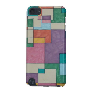 Abstract Art 3 iPod Touch (5th Generation) Cases