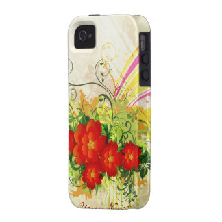 Abstract Art 42 Case-Mate Case iPhone 4 Covers