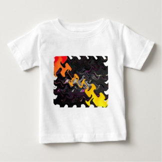 Abstract Art Baby T-Shirt
