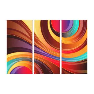 Abstract art canvas print