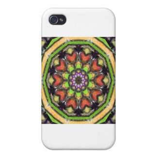 ABSTRACT ART) CASE FOR iPhone 4