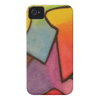 Abstract art Case-Mate iPhone 4 cases