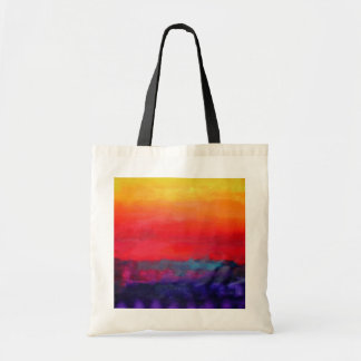 Abstract Art Colorful Modern Painting Tote Bag