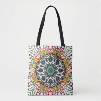 Abstract art Deco All-Over-Print Tote Bag
