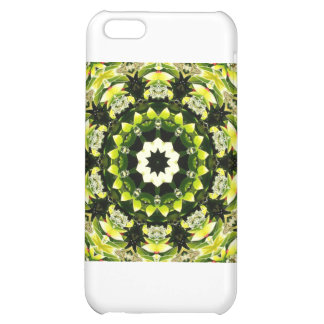 ABSTRACT ART FLOWERS iPhone 5C COVER