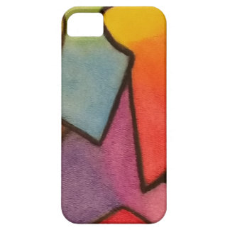 Abstract art iPhone 5 case