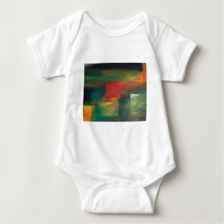 Abstract Art - Morning Windows Baby Bodysuit