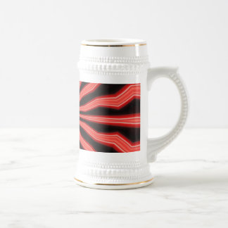 ABSTRACT ART COFFEE MUGS