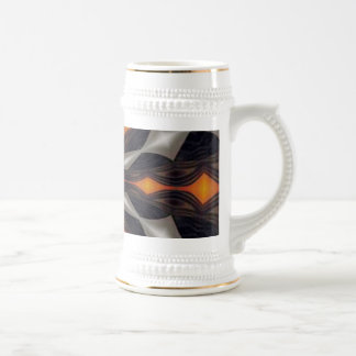 ABSTRACT ART MUG