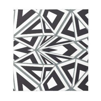 Abstract Art Notepads