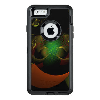 Abstract Art on a Rugged Otterbox OtterBox Defender iPhone Case