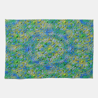 Abstract Art Patterns Towels
