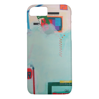 "Abstract Art Phone Case ""Remember"""