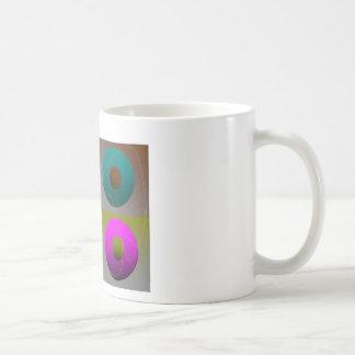 Abstract Art - Pink Think Mug