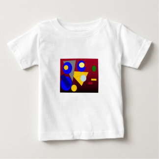 Abstract Art  - Red Submission T-shirts