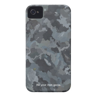 Abstract Art Rocks Painting Inspirational Case-Mate iPhone 4 Case