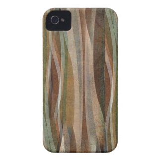 Abstract Art Stripes Blackberry Bold 9700/9780 iPhone 4 Covers