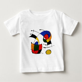 abstract art surrealism baby T-Shirt