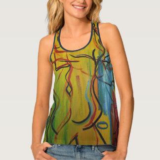 Abstract Art Top