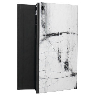 Abstract art unique crackle surface design iPad air cases