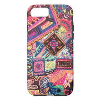Abstract & Artsy iPhone 7 case