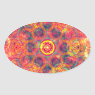 Abstract Artwork Sticker